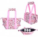 Convertible Bag (Sweet Sakura) + 4 containers