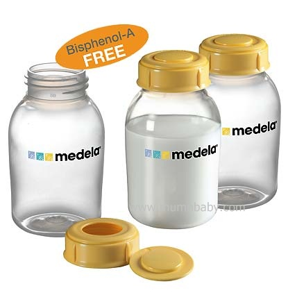 Medela Storage Container 150ml - Click Image to Close